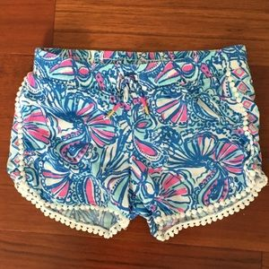 Lilly Pulitzer for Target Girls Shorts